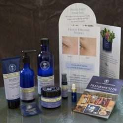 Neal's Yard Frankincense product range